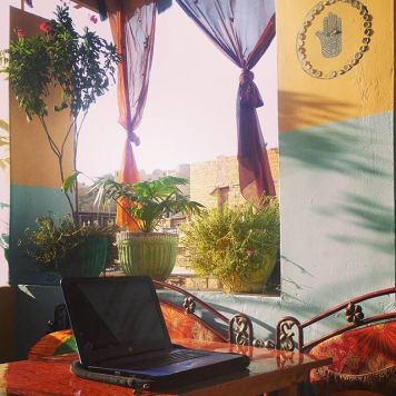 Working from anywhere = some of the most beautiful 'offices' in the world!